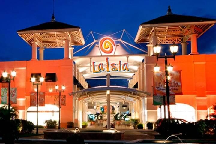 Shopping La Isla