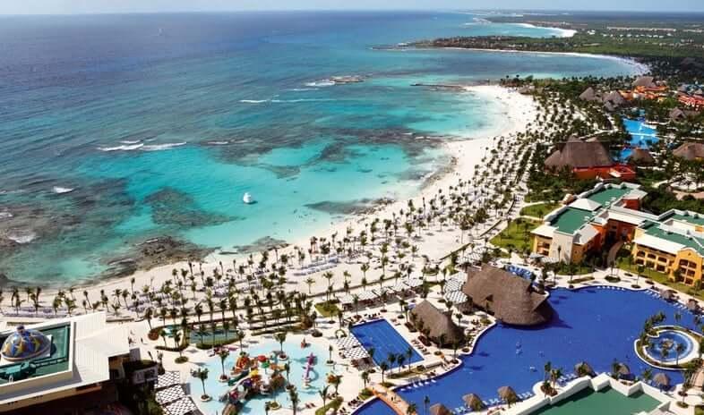 Zona Hotelera en Cancún