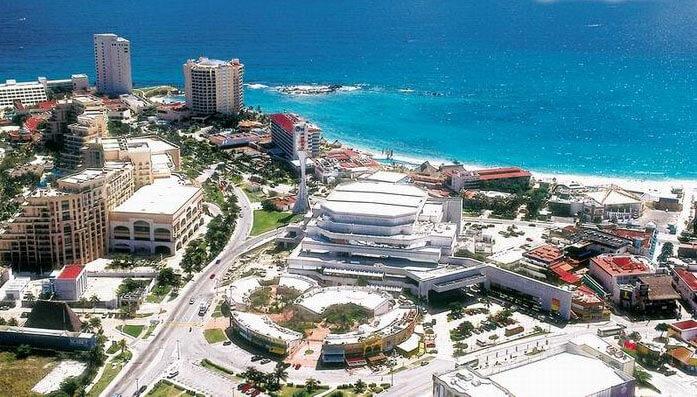 Hospedarse en el Centro de Cancún