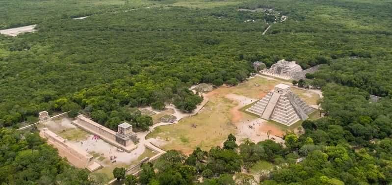 Conocer Chichen-Itzá Cancún