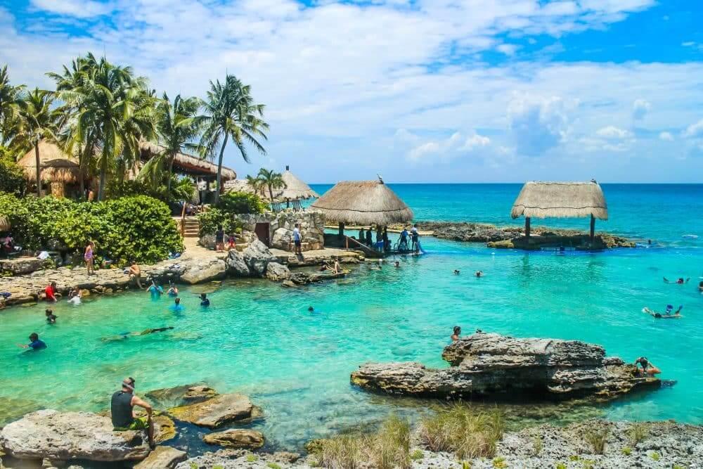 Garrafón Natural Reef Park en Cancún