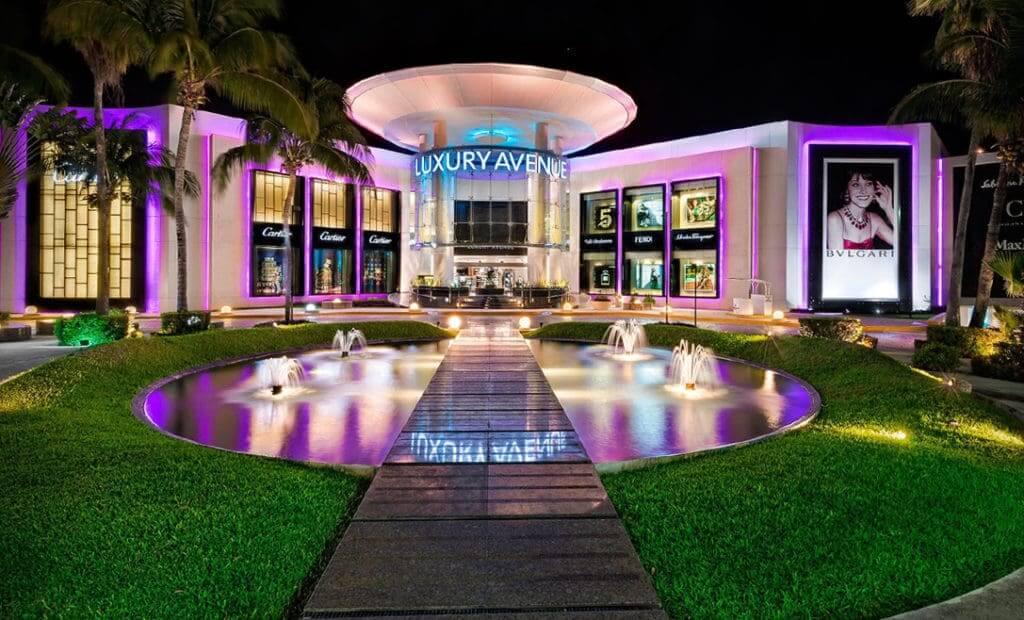Luxury Avenue en Cancún