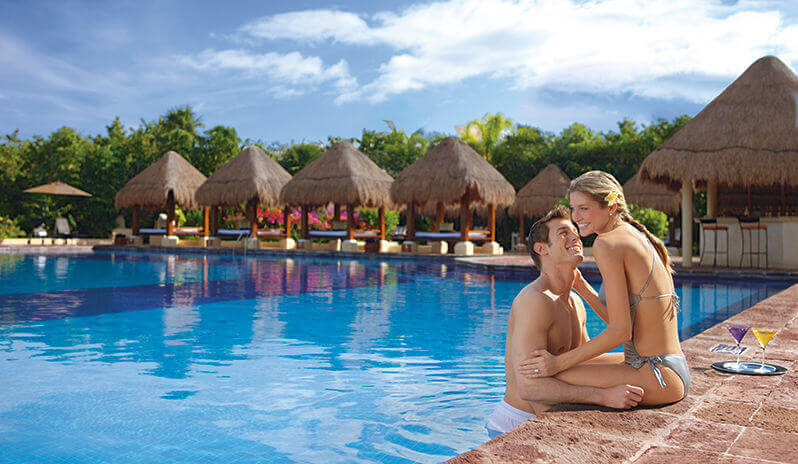 Dónde pasar la luna de miel en Cancún - hotel