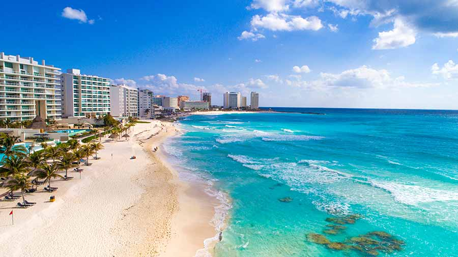 Paseos en Cancún