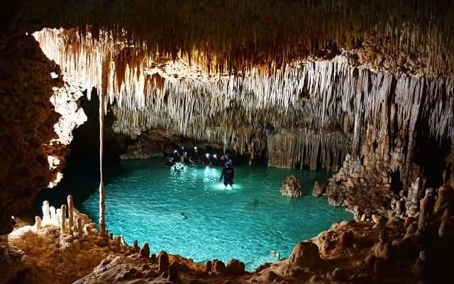Rio Secreto en Riviera Maya