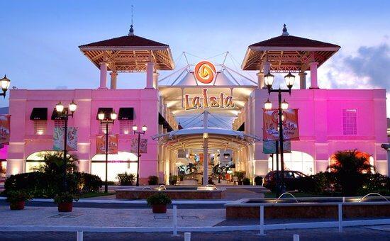 Shopping La Isla en Cancún