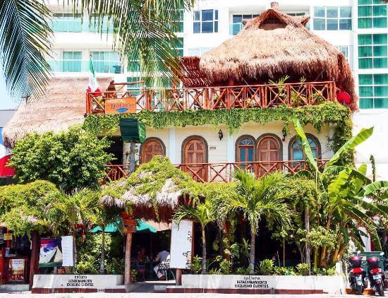 Restaurante Natura en Cancún