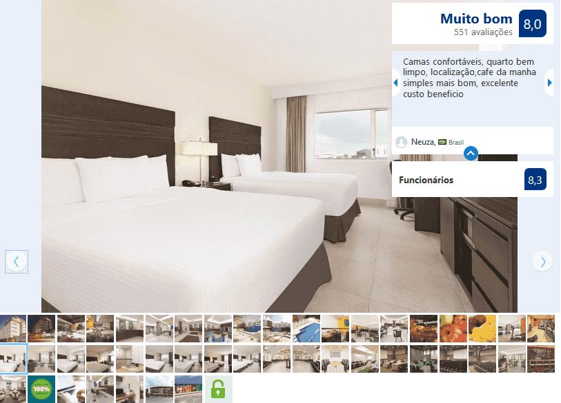 LQ Hotel by La Quinta para hospedarse en Cancún