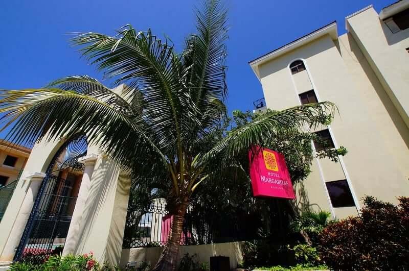 Hotel Margaritas en el Centro de Cancún