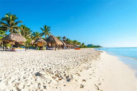 Playa del Carmen en Cancún