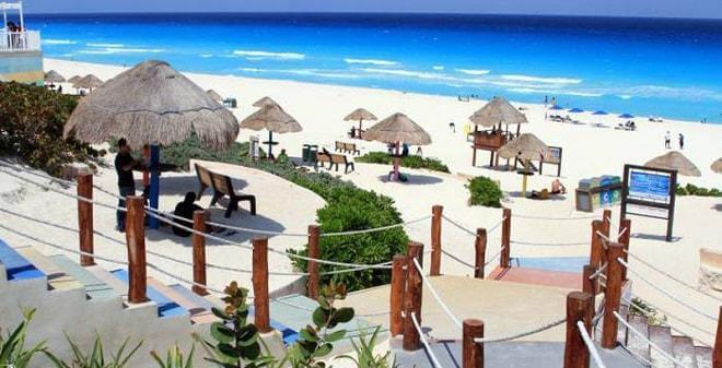 Playa Delfines en Cancún
