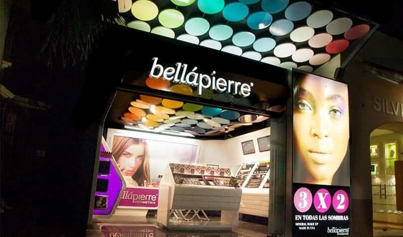 Tienda Bellápierre en Cancún