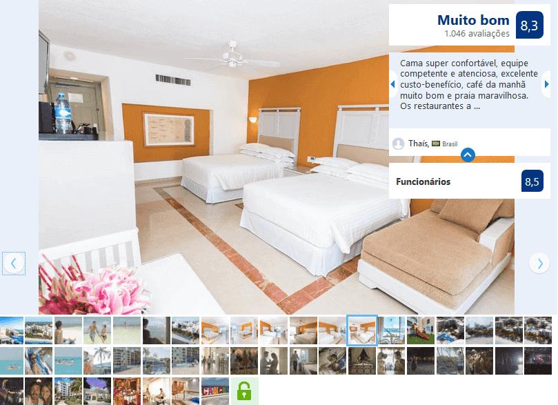 Hotel Resort Occidental Costa en Cancún