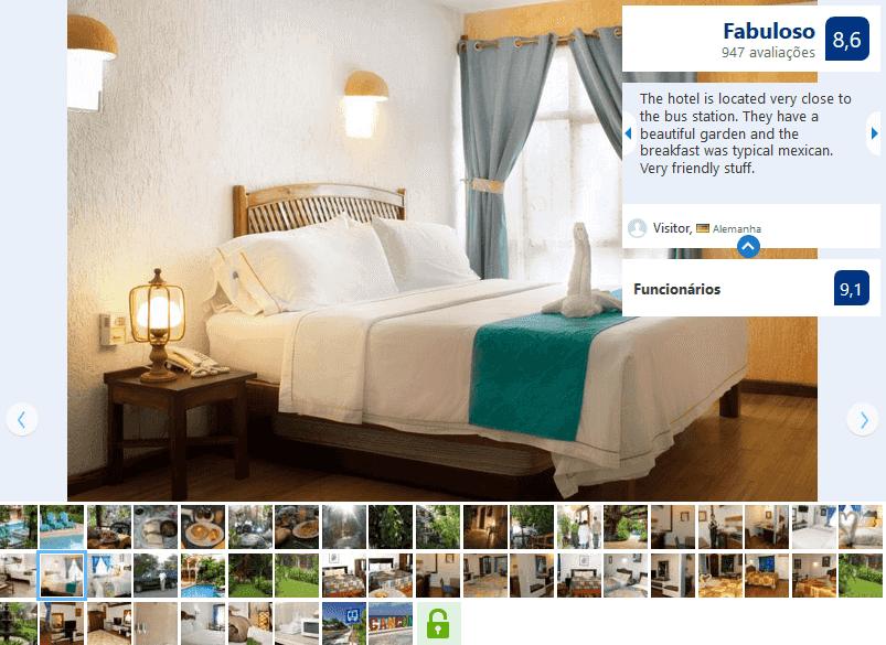 Hotel Eco El Rey del Caribe para hospedarse en Cancún