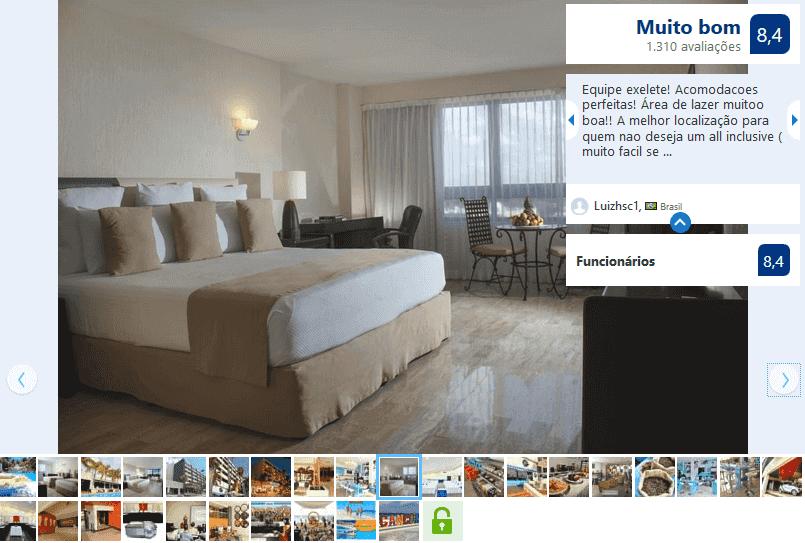 Apart-hotel Suites Malecon Cancun en Cancún