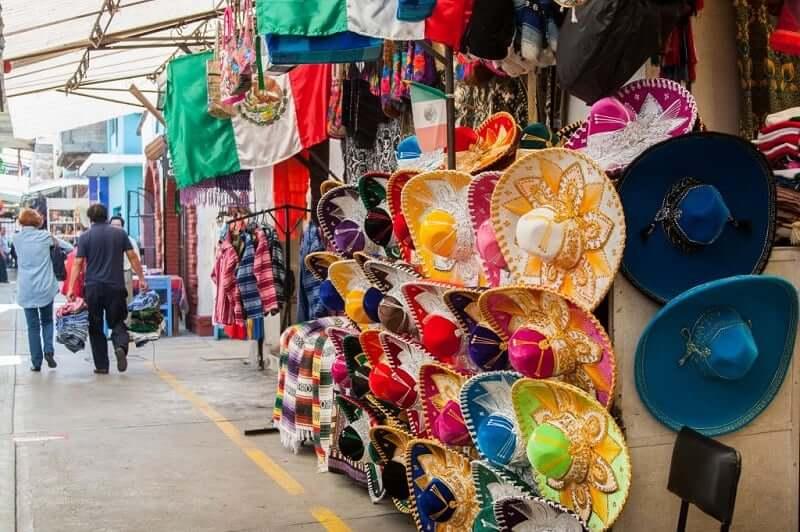 Compras de ropa en Cancún