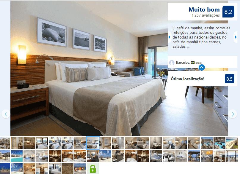 Hotel Resort Occidental Costa para hospedarse en Cancún