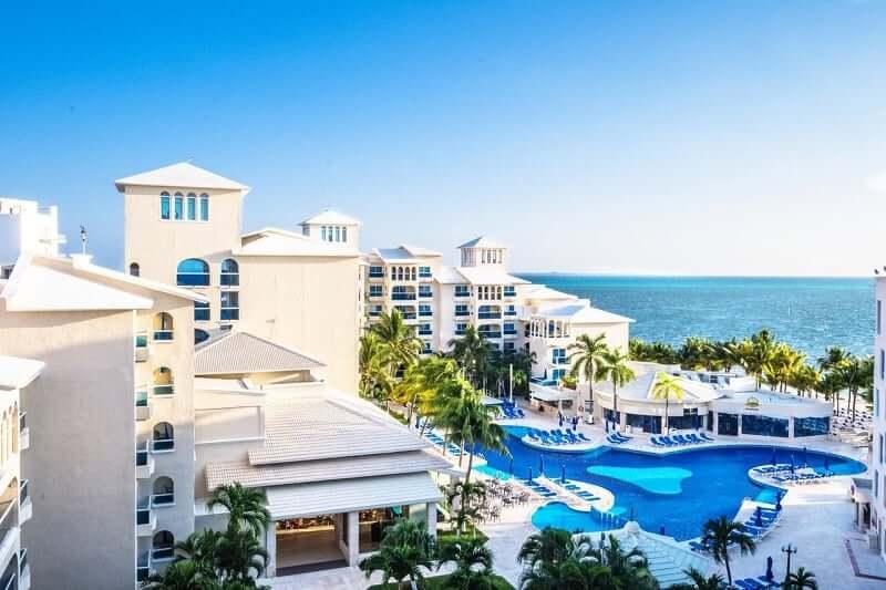 Sugerencias de hoteles en la Zona Hotelera de Cancún