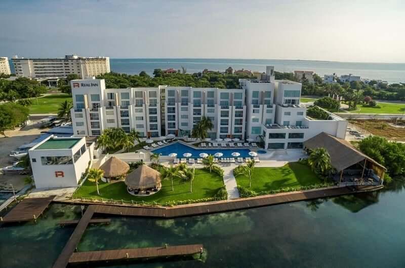Hotel Real Inn para hospedarse en Cancún