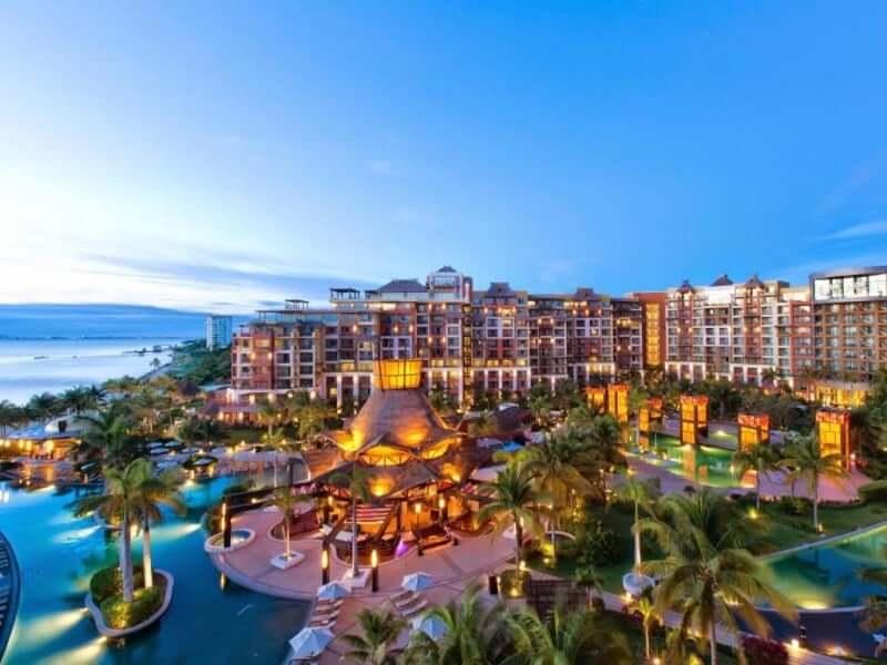 Sugerencias de hoteles en Cancún
