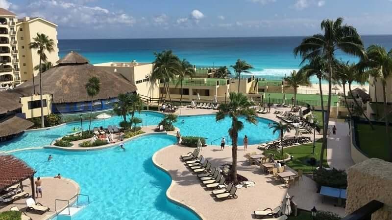 Hotel Emporio Cancun para hospedarse en Cancún