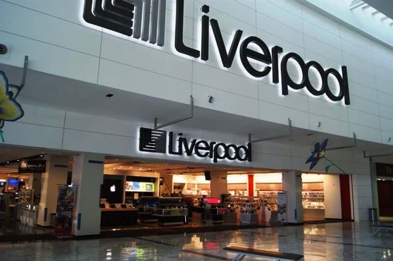Liverpool en el Shopping Las Americas en Cancún