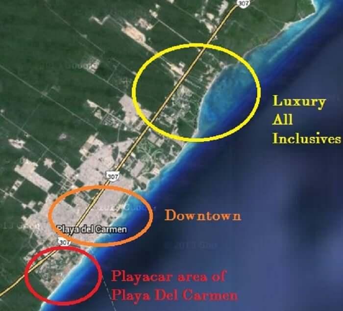 Mejores hoteles en el Centro de Cancún