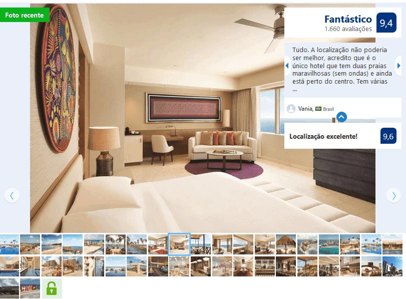 Resort Hyatt Ziva en Cancún - booking