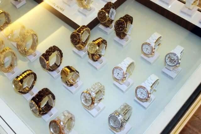 Tienda Michael Kors para comprar relojes en Cancún