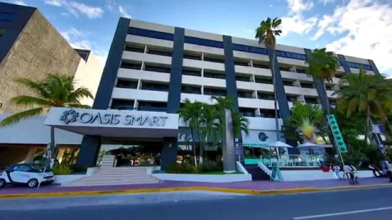 Hotel Smart Cancun by Oasis en Cancún