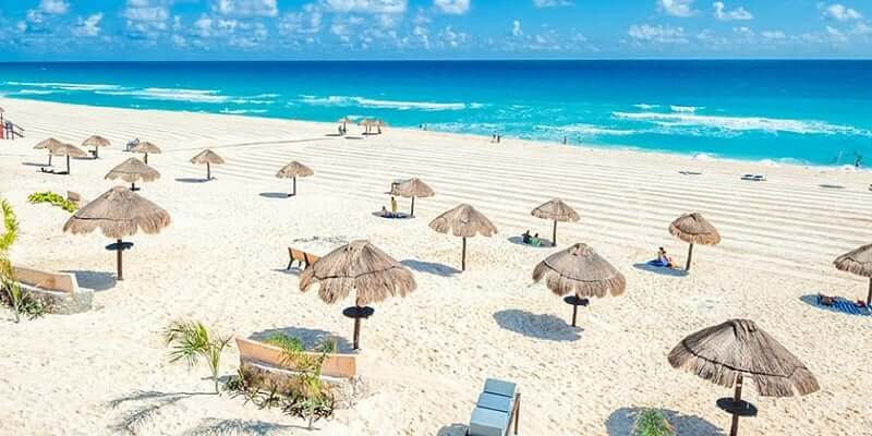 Guía de poco tempo en Cancún