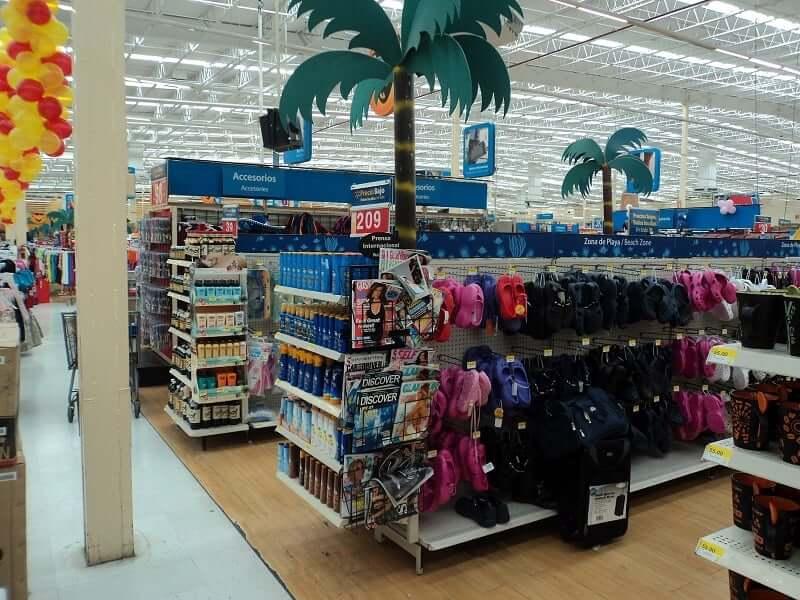 Walmart en Cancún