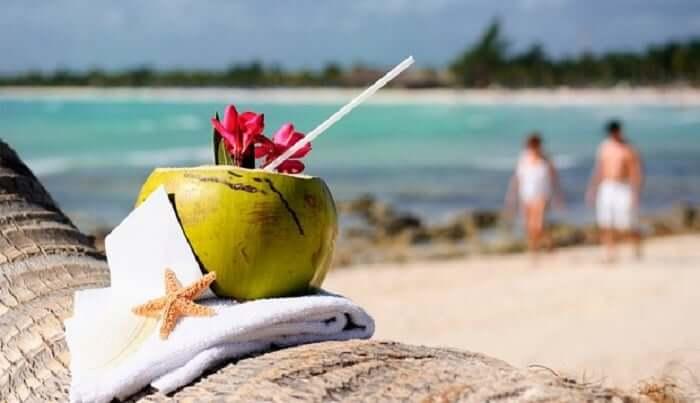 Planeando un viaje hacia Cancún