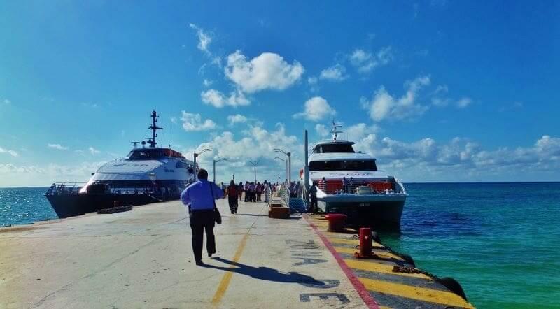Consejos para llegar a la Isla de Cozumel en Cancún