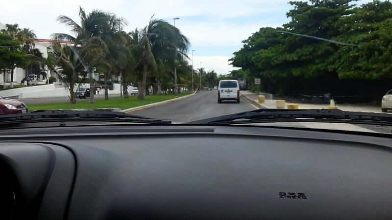 Cómo trasladarse en Cancún