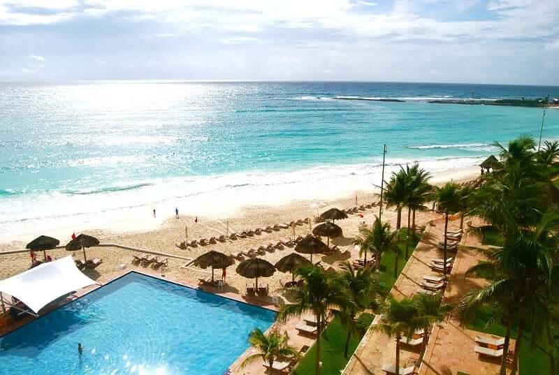 Isla Cozumel en la ciudad de Cancún