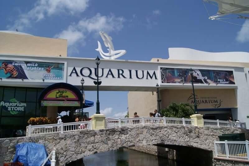 Entretenimiento y ocio en el Shopping La Isla en Cancún