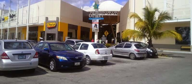 Información sobre Las Plazas Outlet en Cancún
