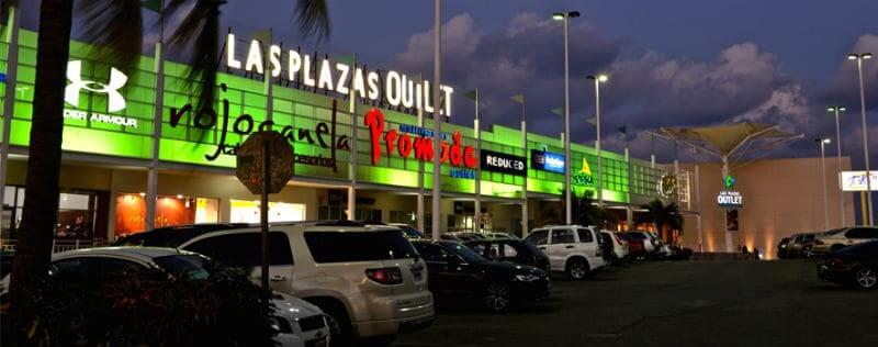Las Plazas Outlet en Cancún