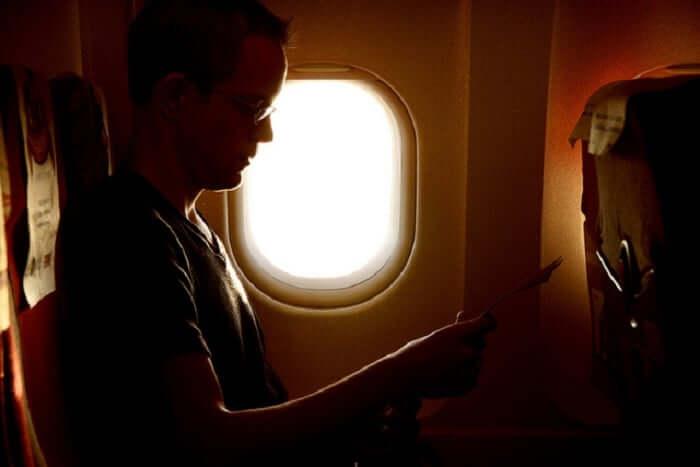 Tiempo promedio de un viaje en avión hasta Cancún