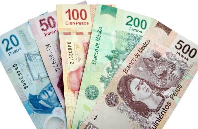 Formas para llevar los pesos mexicanos para Cancún