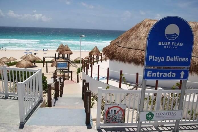 Tour por la Playa Delfines en Cancún