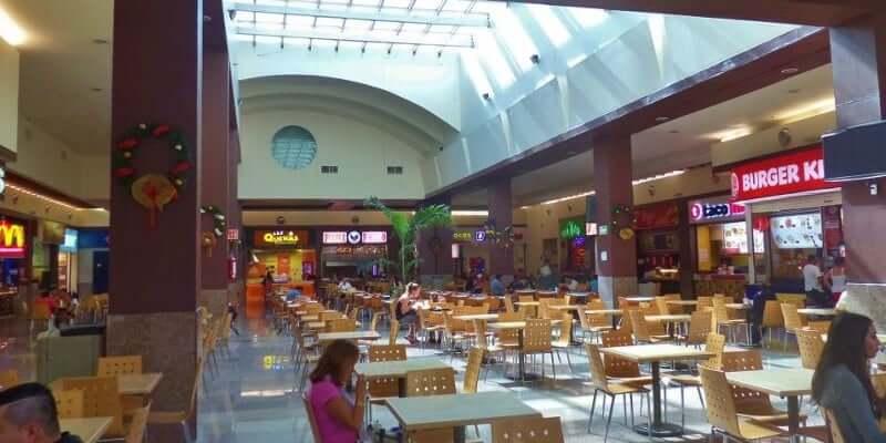Información sobre el Shopping Las Americas en Cancún