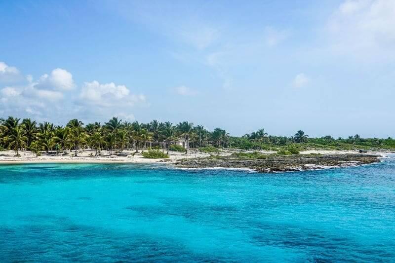 Mejores playas de la Isla de Cozumel