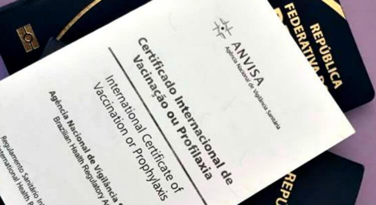Certificado de vacunacion para México