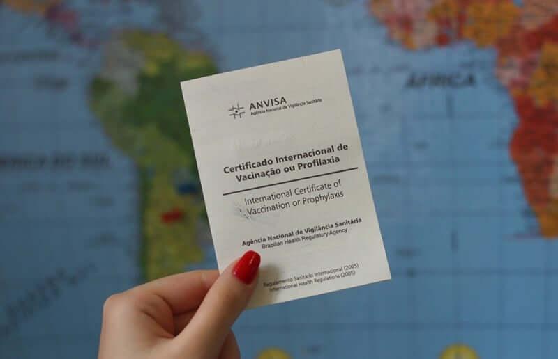 Documentos de salud para mostrar en migraciones en Cancún