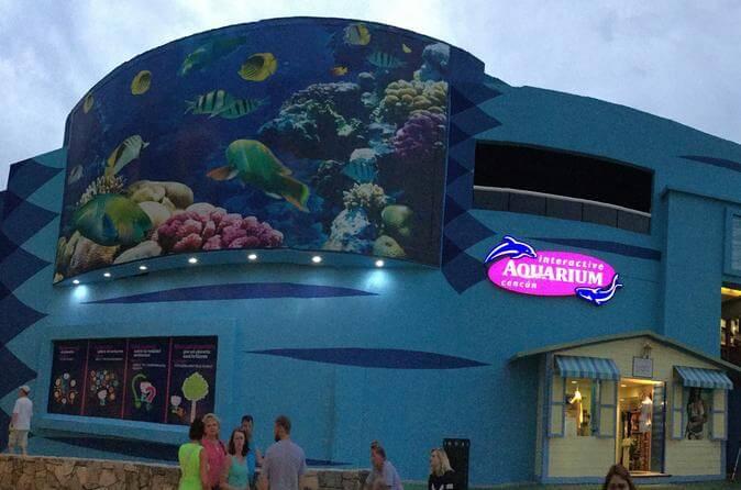 Interactive Aquarium Cancún