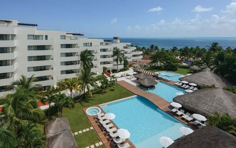 Hoteles y Resorts en la Isla Mujeres en Cancún