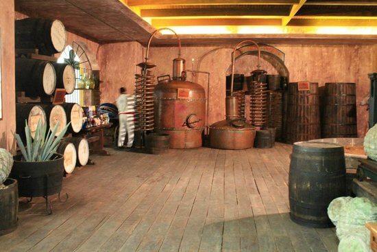 Información sobre el Museo Sensorial del Tequila en Cancún