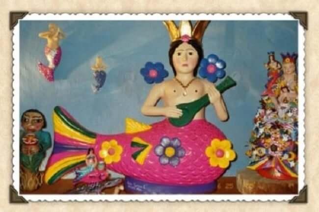 Museo de Arte Popular en Cancún en México